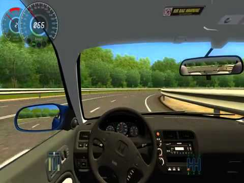 car driving simulator 3d game