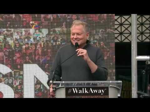 #WalkAway March - Lt Col. Buzz Patterson
