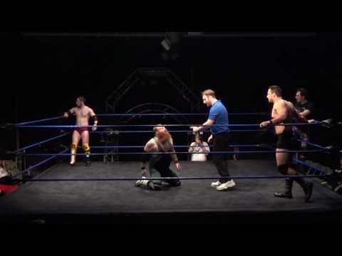"Matt Vine & ""Texas"" Pete vs. Marcus Smith & Andy Anderson - Premier Pro Wrestling PPW #88 - 4/23/16"