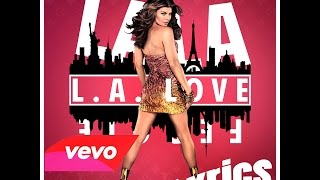 Fergie - L.A LOVE ( la la ) Official Audio ( Lyrics ) NEW SONG