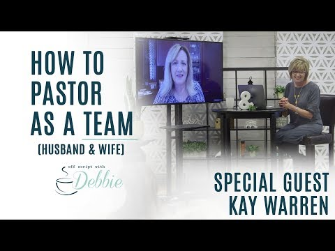How To Pastor As A Team - Husband and Wife