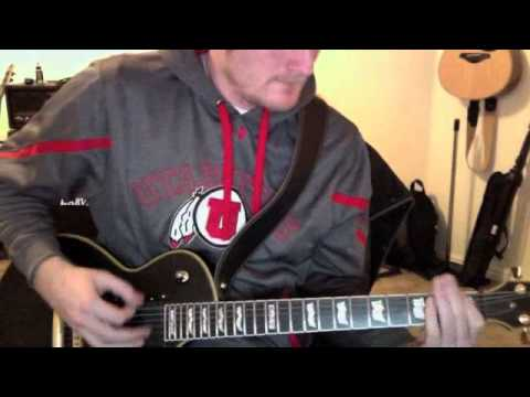 Comeback Kid - Talk is Cheap guitar cover