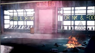 Cyberpunk - Unreal Engine 4