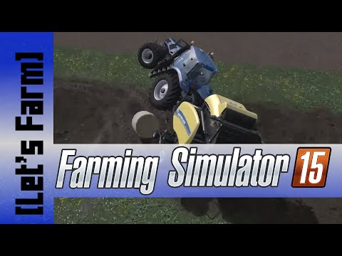 How to become a professional farmer in less then 30 minutes [Let's Farm Farming] Simulator 15 E001