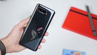Обзор ROG Phone 5 - ПОКАЗАЛ ВСЕМ КАК НАДО