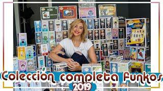 MI COLECCIÓN COMPLETA DE FUNKO POP +120 Funkos!!