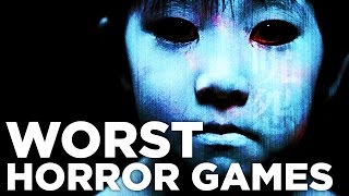 Top 10 Worst Horror Games Ever Made