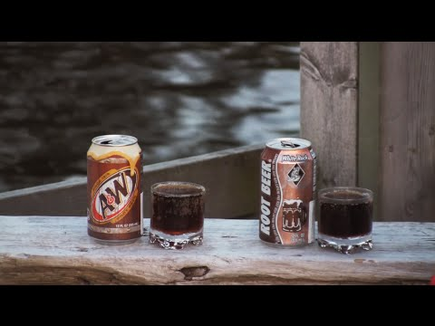 Root Beer | A&W vs. White Rock
