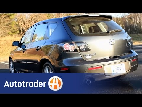 2004 2009 Mazda Mazda3   Hatchback | Used Car Review | AutoTrader