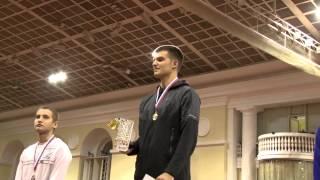 Церемония награждения. Чемпионат и первенства по многоборью (06.01.2013).