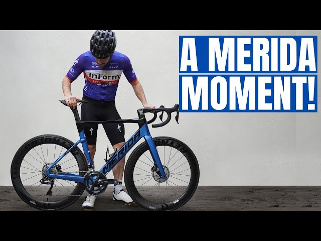 A Magic Moment with the All-New Merida Reacto