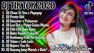 Dj Tik Tok Terbaru 2020 | Dj Close To You x Papepap Full Album Remix 2020 Full Bass Viral Enak