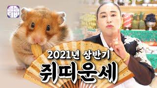 (전주점집)(운세) 2021년 상반기 쥐띠 운세는?! [점점tv]