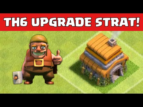Clash Of Clans Townhall 6 What To Upgrade First | TH6 Upgrade Strategy Build Order