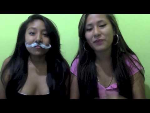 Dayana & Shirlei chamada Matine Latin Party 13 de abril