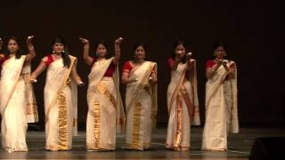 GCKA Onam 2015 - Rhythm Of Braves