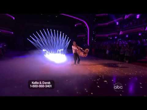 Kellie Pickler & Derek Hough  Freestyle  Dancing With the Stars 2013  Week 10