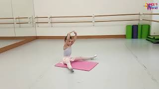Children Ballet Class for age 3 to 5 ( for beginners)