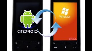 how to transfer file from windows phone to any android device through shareit app
