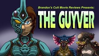 Brandon's Cult Movie Reviews: The Guyver