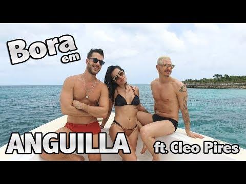 BORA EM ANGUILLA ft. CLEO PIRES EP. 01