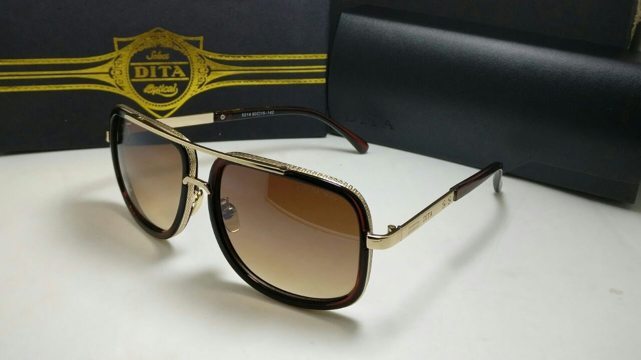 605a74be4a85 DITA Sunglasses - Unboxing Expensive DITA Mach One the Legendary Sunglasses