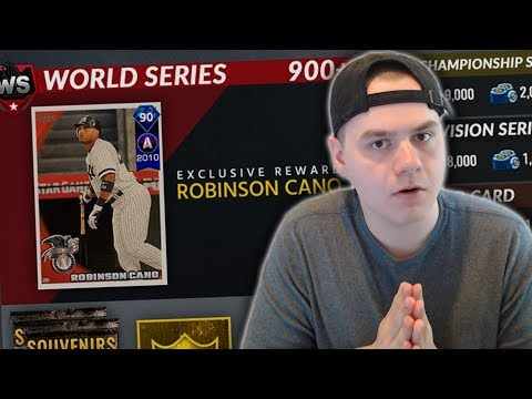 One More Week to Make World Series! Ranked Seasons! MLB The Show 18 Diamond Dynasty