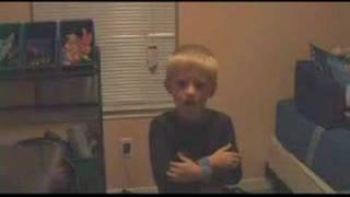 little boy singing britney spears hidden camera