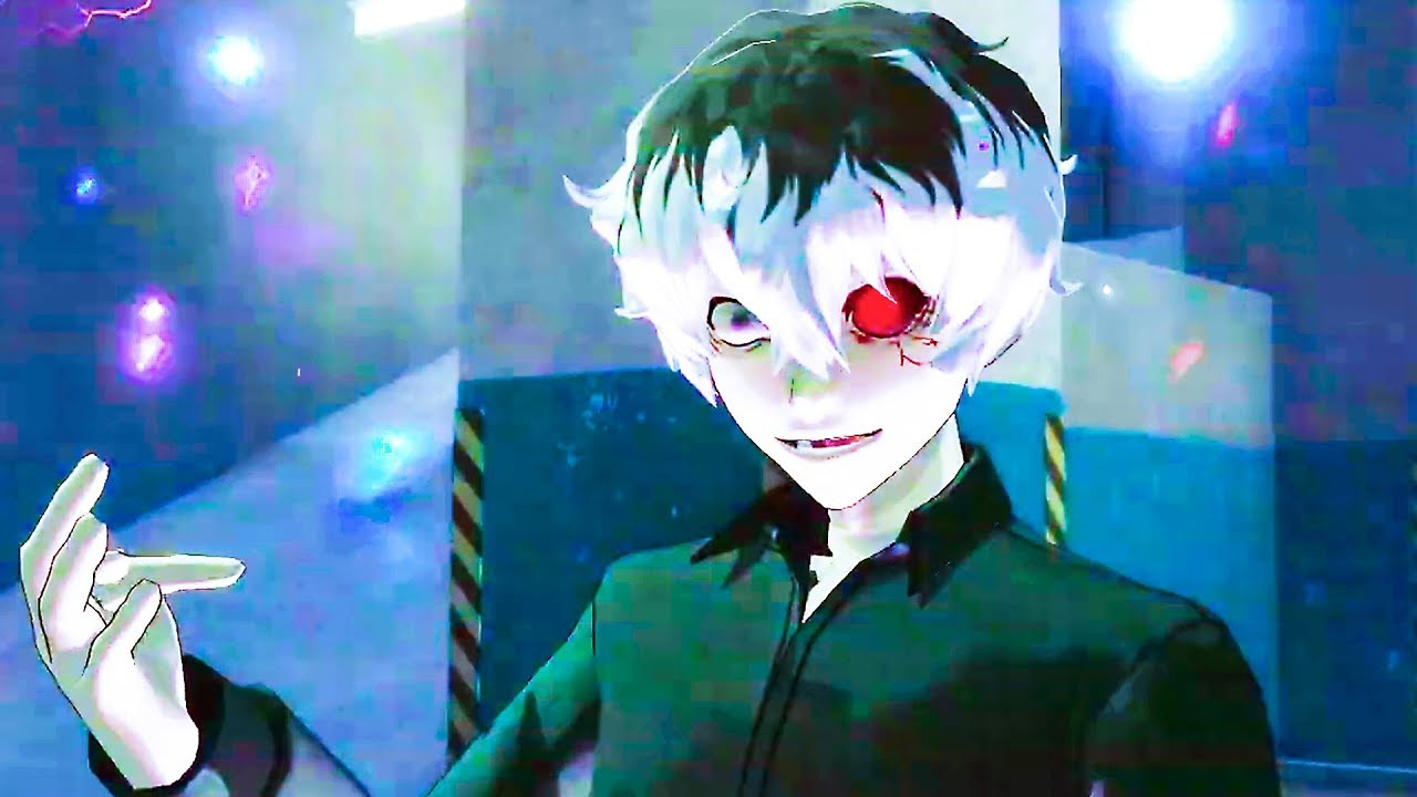 TOKYO GHOUL RE CALL TO EXIST Trailer (2019) PS4 / PC + video