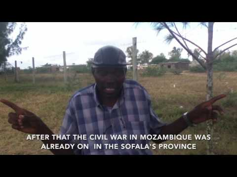 Mozambique's history told by its real heroes