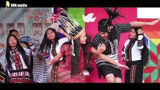 Mizo Dance || Churachandpur Students || Donbosco Higher secondary School