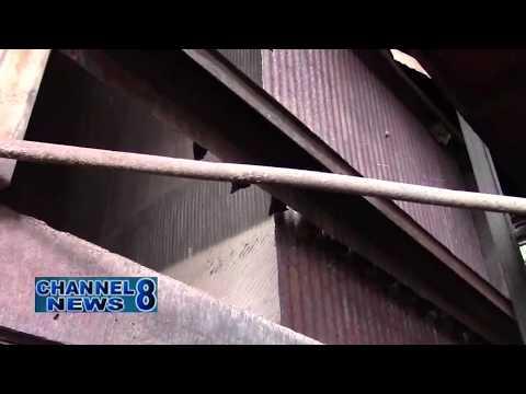 Skeldon Energy Inc. No.2 Boiler Under Going Maintenance Works