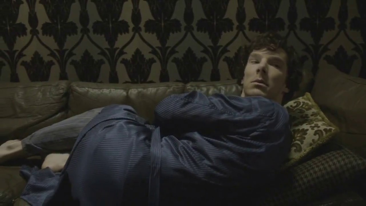 I had a goldfish once   Sherlock crack 5 (with a special cameo ...