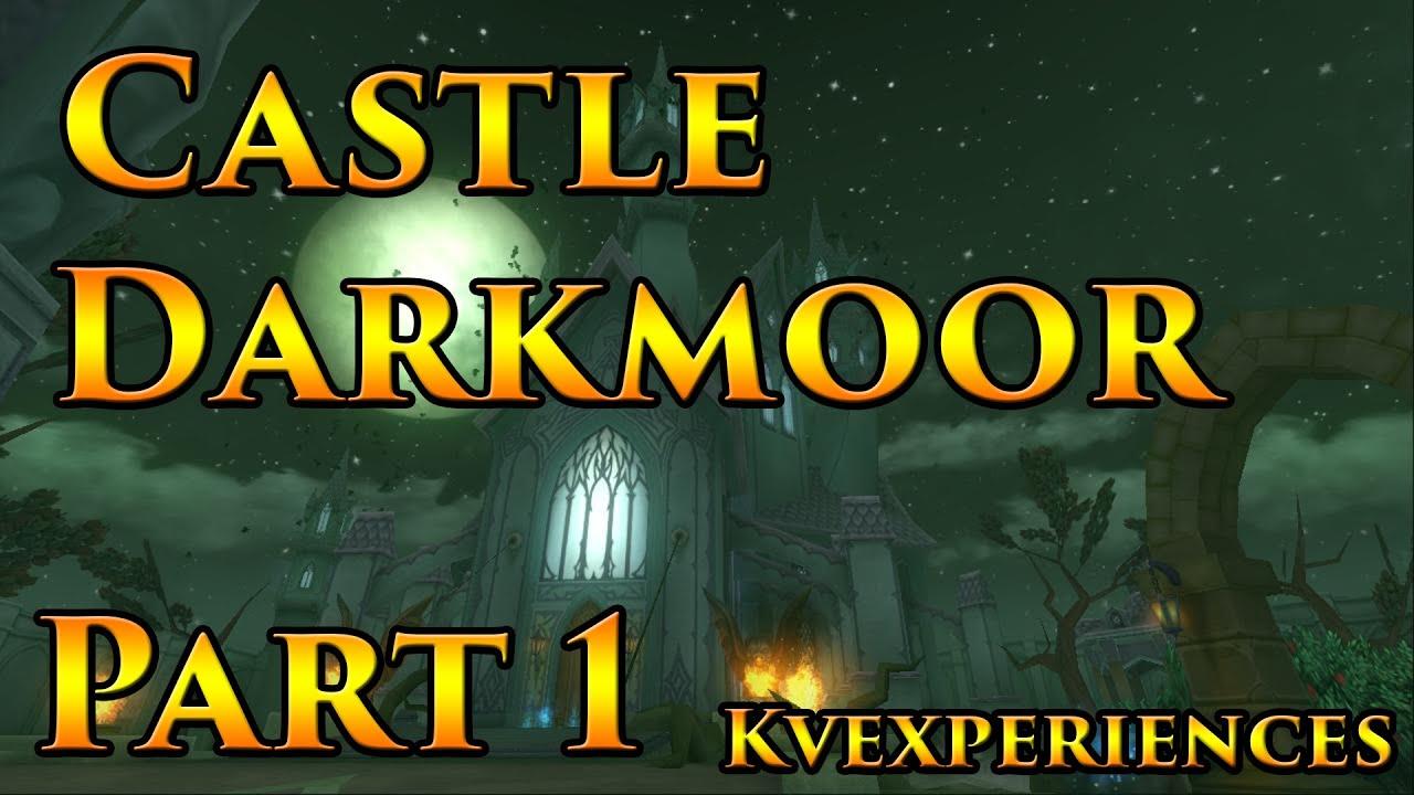 Wizard101   Castle Darkmoor #1