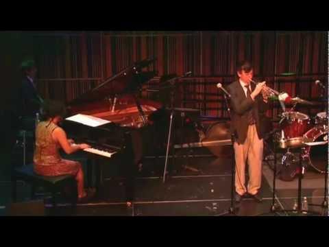 King Porter Stomp - Norbert & Shaye - New Orleans Jazz Duo