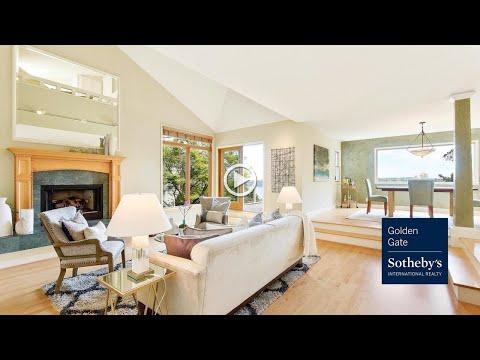 281 Santa Rosa Ave Sausalito CA   Sausalito Homes For Sale