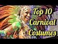 10 CARNIVAL COSTUMES FOR WOMEN: GLAMOUROUS OUTFITS FOR SAMBA PARADES