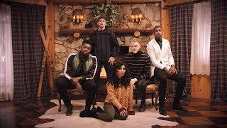 Official Audio Sweater Weather Pentatonix