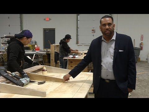 Crystal Business Inspires Others to Take a Seat