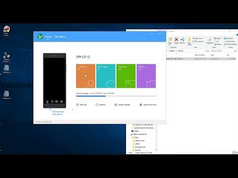 Huawei HiSuite 9 1 mobile phone desktop software
