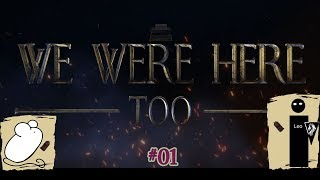We Were Here Too #01 Collab with Mousegunner - Puzzling again