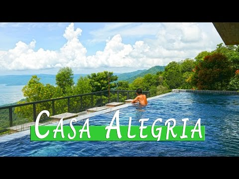 CASA ALEGRIA BED & BREAKFAST - Your Newest Home In Tagaytay With A Spectacular View Of Taal Volcano