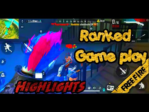 ranked-game-play-highlights||with-dj-song||in-garena-free-fire||gaming-ratchagan||tamil-2020||