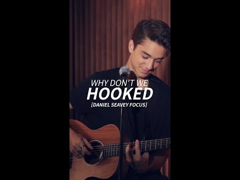 [Daniel Seavey Focus] #Team워너 라이브 - 와이 돈 위 (Why Don't We) - Hooked