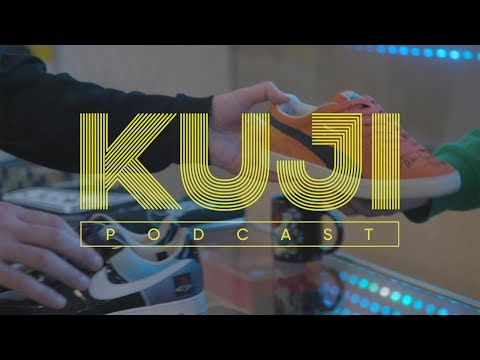 Кроссовки и реселлинг (Kuji Podcast 44)