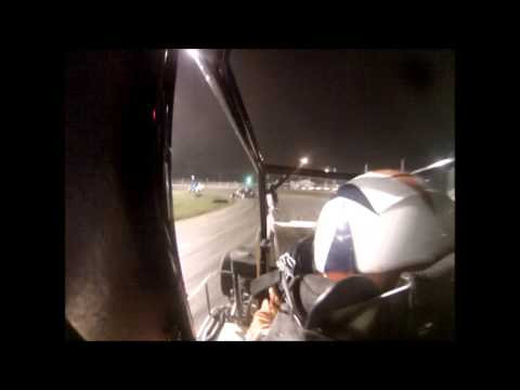 Jake Moore Miami County Speedway Non-Wing feature May 18th