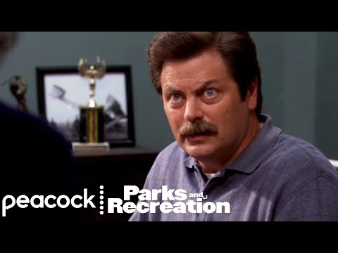 Ron's Invasion Of Privacy - Parks and Recreation