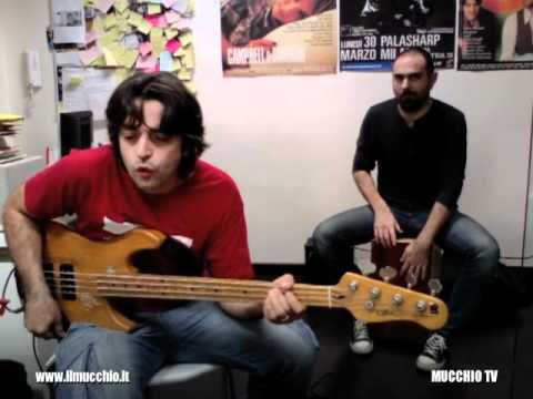 Andrea Ra – Ovunque tu (live @ MUCCHIO TV)