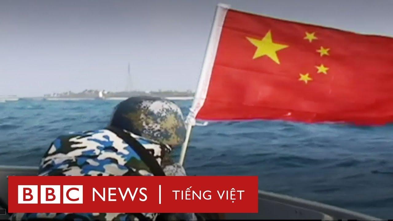 Bãi Tư Chính: Căng thẳng VN – TQ trên Biển Đông vẫn tiếp tục – BBC News Tiếng Việt