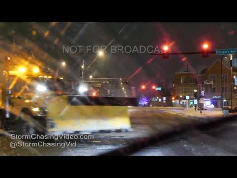 Northeast Illinois Snow Event - 12/17/2016